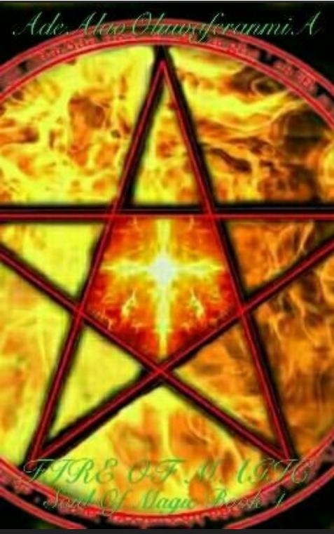 Fire of Magic; Soul of Magic Book 4