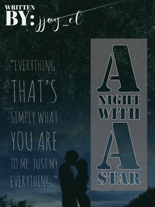 A NIGHT WITH A STAR (Tagalog/Filipino story)
