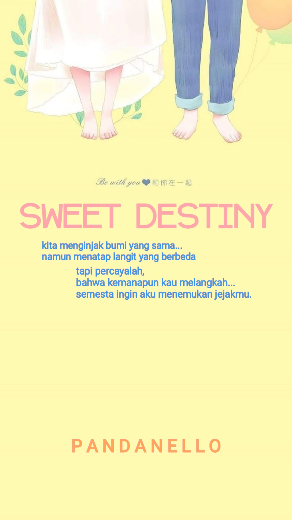 Sweet Destiny ( Indonesia)