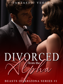 Divorced from the Alpha (Beasts of Arizona Series #1)