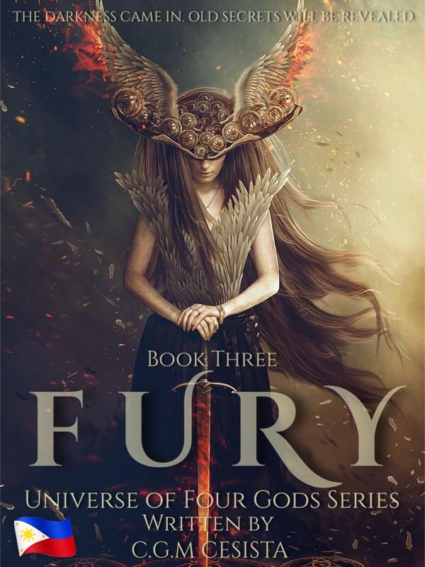 FURY || Universe of Four Gods Series|| Book Three