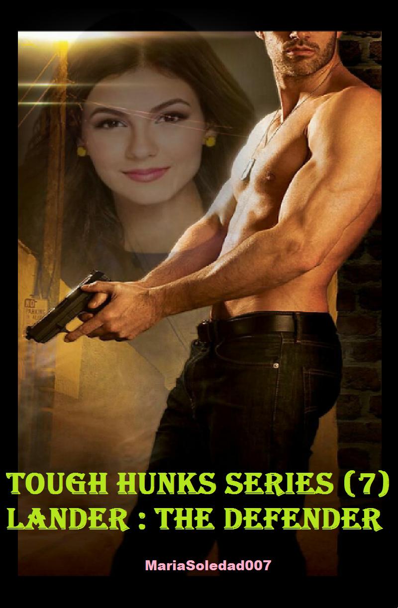 Tough Hunks Series 7 : Lander The Defender