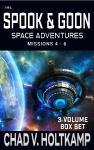 The Spook & Goon Space Adventures Series