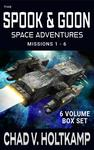 The SPOOK & GOON Space Adventures Super Box Bundle